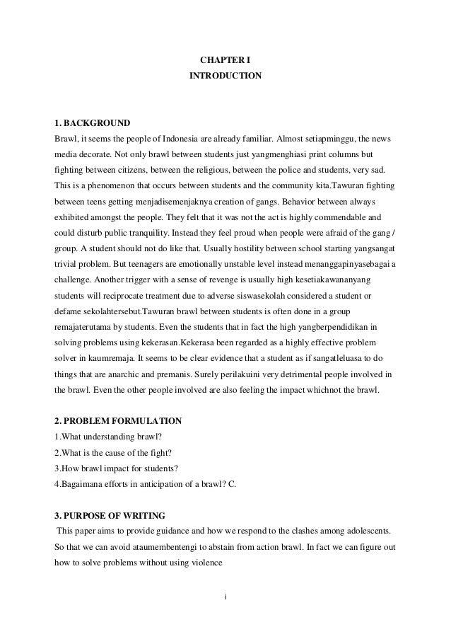 14 Info Contoh Introduction Makalah Dalam Bahasa Inggris Doc Pdf
