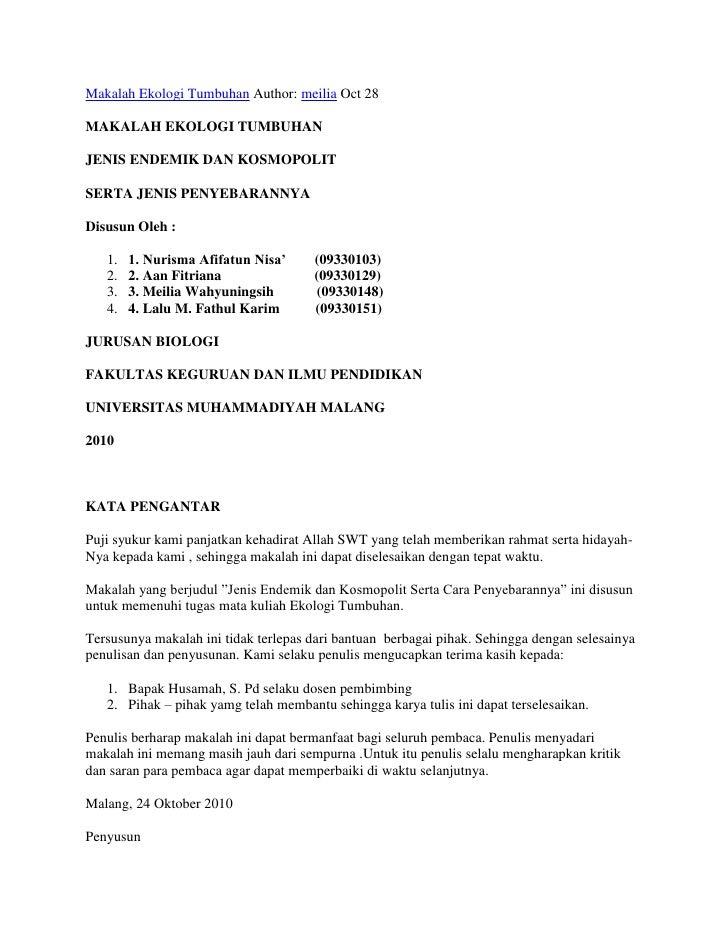 "HYPERLINK ""http://meilia.student.umm.ac.id/2010/10/28/makalah-ekologi-tumbuhan/"" o ""Permanent Link to Makalah Ekologi Tum..."
