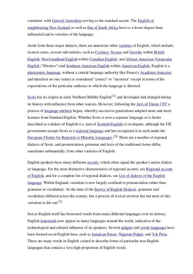 contoh makalah extensive reading
