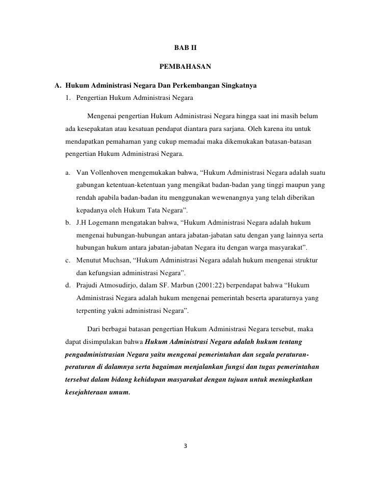 Ebook Hukum Administrasi Negara