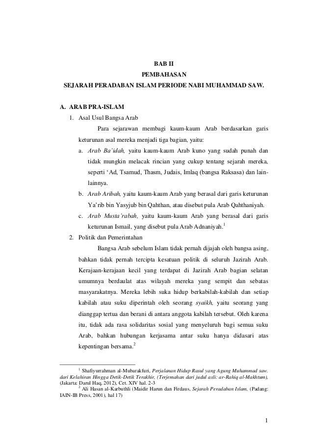 Nabi pdf kisah muhammad