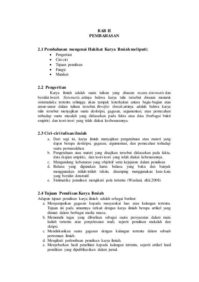Doc Karya Ilmiah Sulasteri Zhr Academia Edu