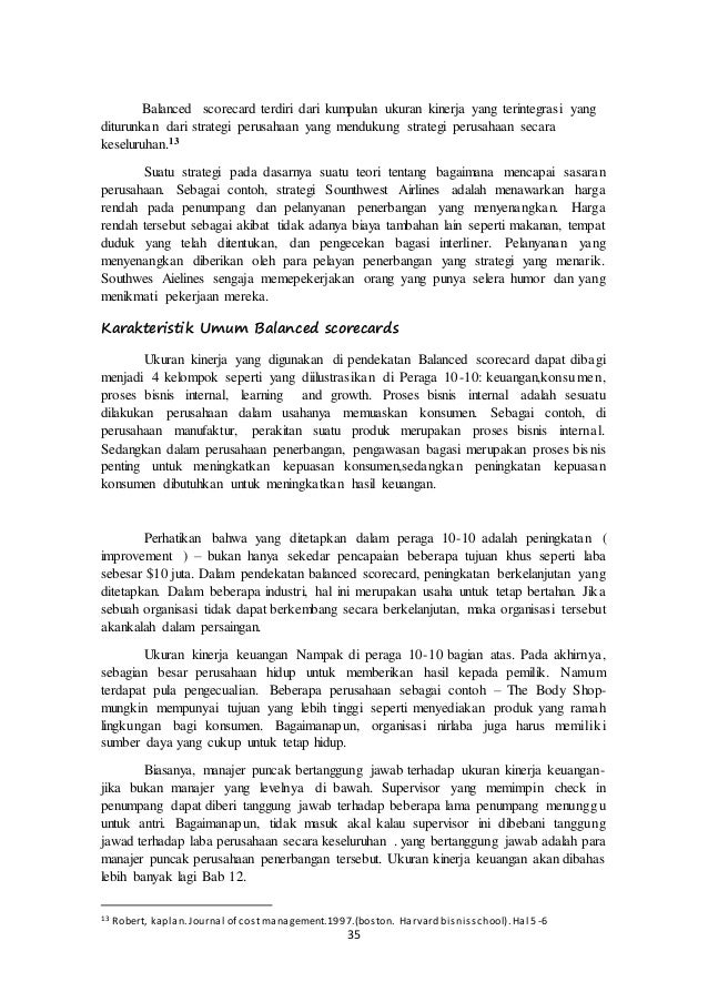Makalah Laporan Keuangan Dan Pengukuran Kinerja Sektor Publik 8