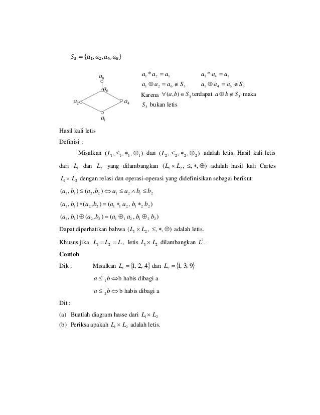 Letis mk matematika diskrit 6 ccuart Gallery