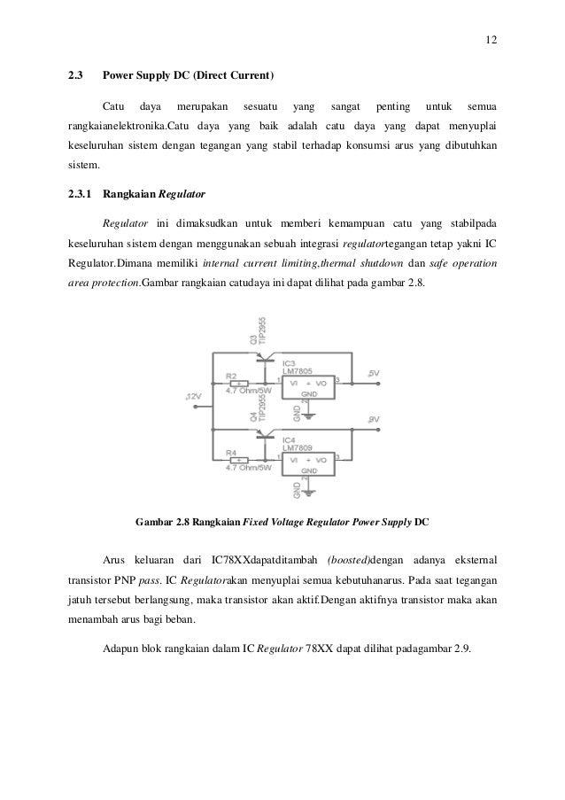 Makalah mikroprosesor jam digital dengan lcd16x2 12 ccuart Image collections