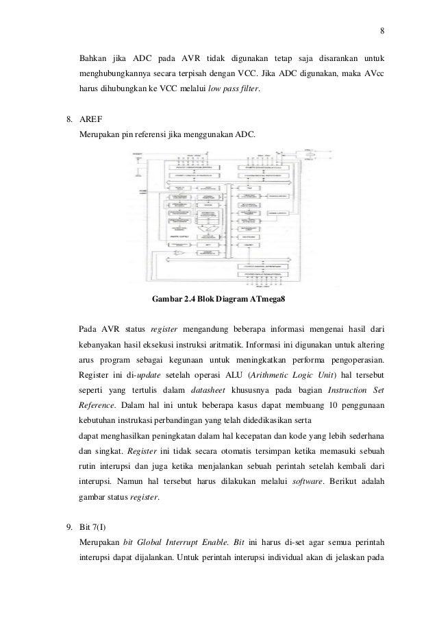 Makalah mikroprosesor jam digital dengan lcd16x2 8 ccuart Image collections