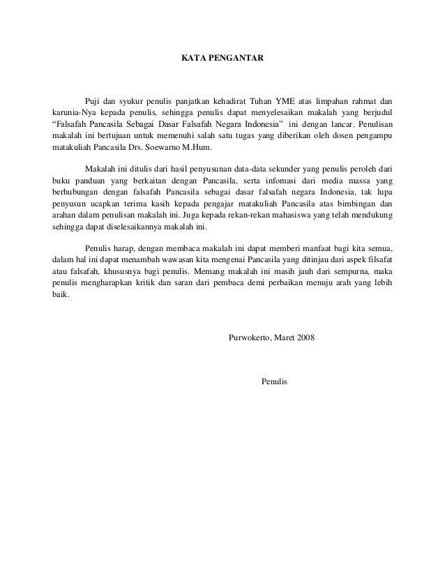 KATA PENGANTAR  Puji dan syukur penulis panjatkan kehadirat Tuhan YME atas limpahan rahmat dan karunia-Nya kepada penulis,...