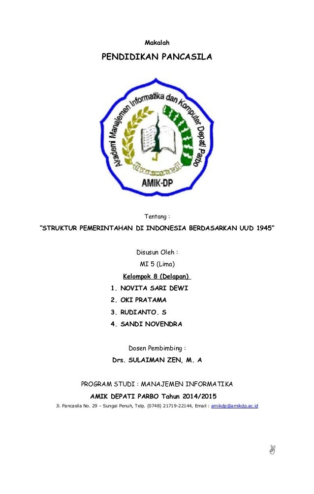 GUDANGNYA MAKALAH SMP,SMA,SMK: LAPORAN STUDY TOUR …