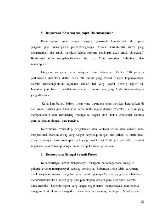 MAKALAH PERILAKU KEORGANISASIAN PDF
