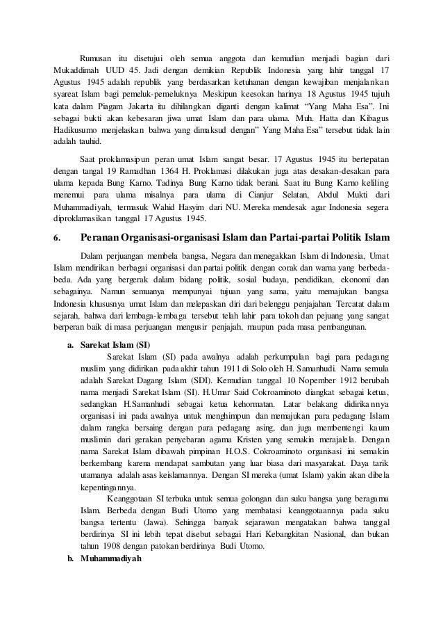Doc Makalah Sejarah Dan Perkembangan Islam Di Indonesia Muiz Cliquers Academia Edu
