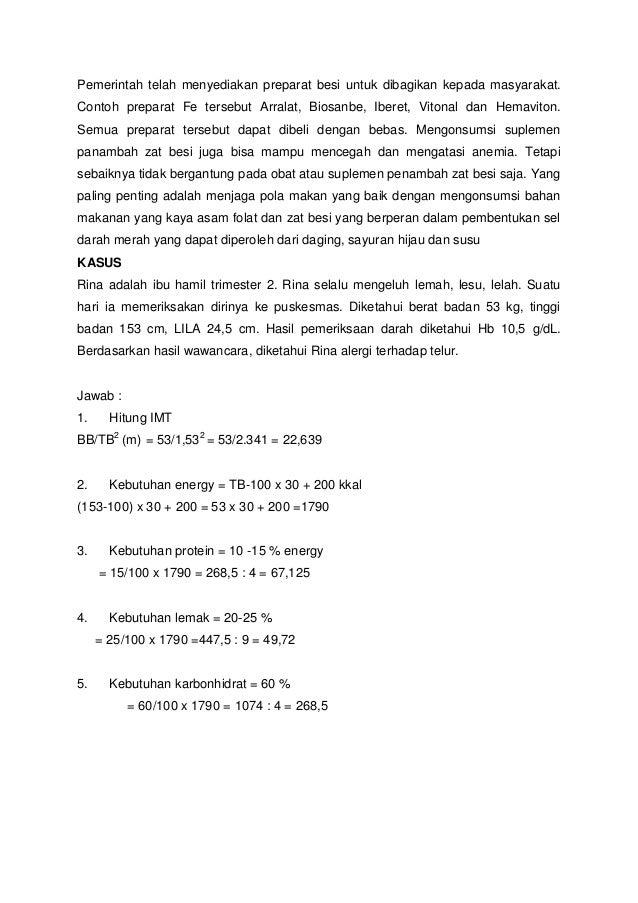 Contoh Penyelesaian Kasus Berdasarkan Langkah-langkah PAGT (NCP)