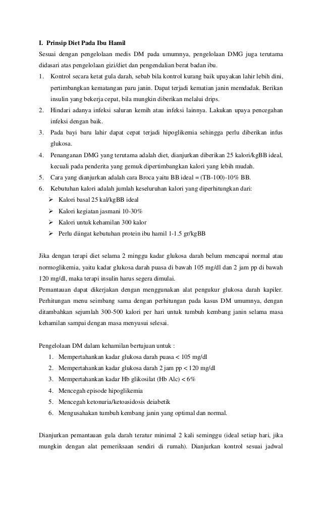 PRINSIP DIIT SEIMBANG IBU HAMIL GENGAN KOSTIPASI