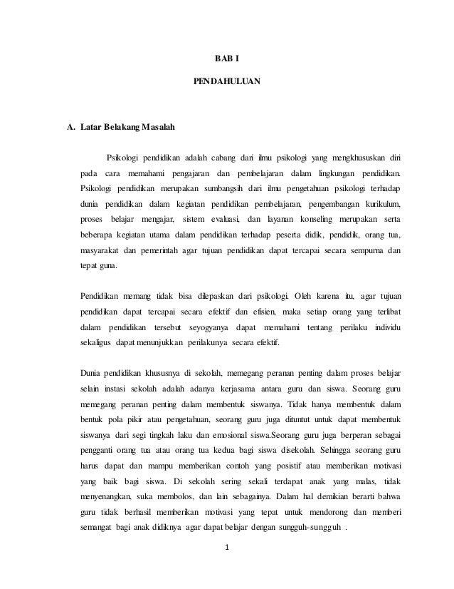 Pendidikan pdf psikologi jurnal