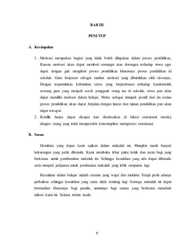 Jurnal Psikologi Pendidikan