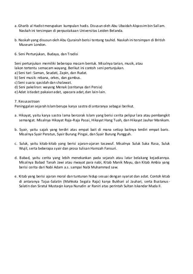 Makalah sejarah kerajaan islam di pulau kalimantan & sumatra