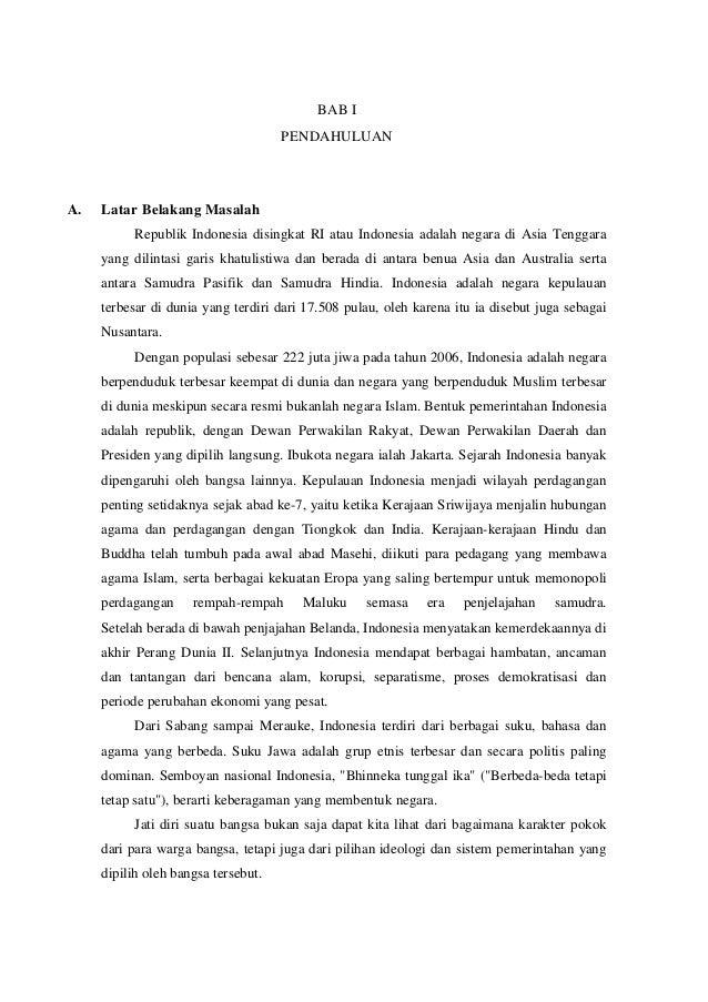 Makalah Sistem Pemerintahan Indonesia