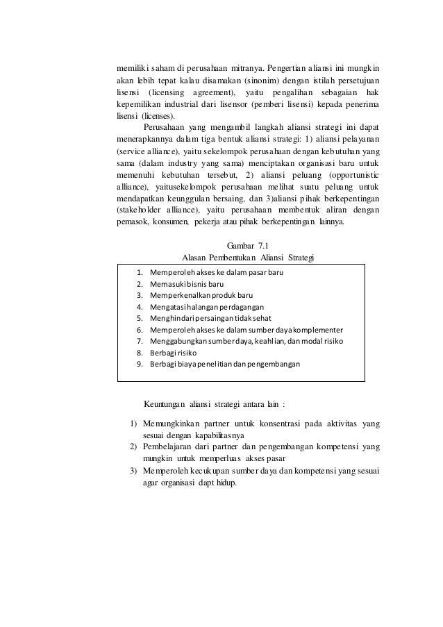 makalah penelitian strategi perdagangan