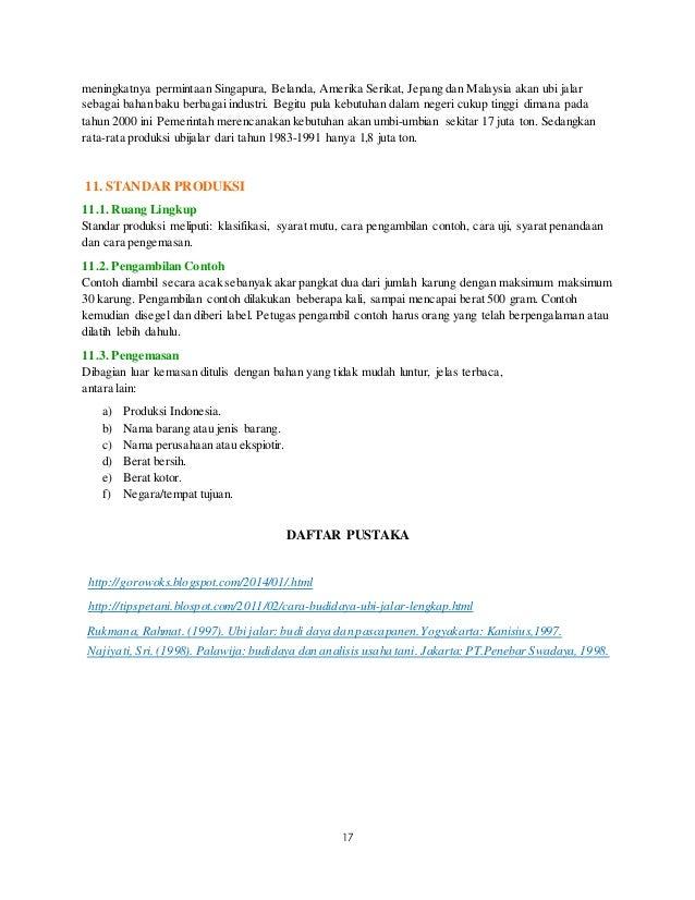 Contoh Daftar Isi Renang Brottrune
