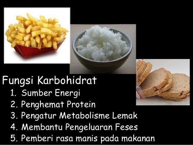 Makanan dan Sistem pencernaan - XI IPA