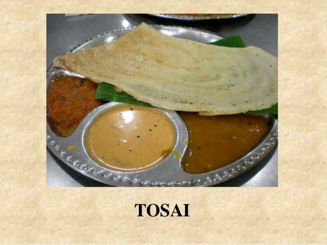 Makanan kaum india