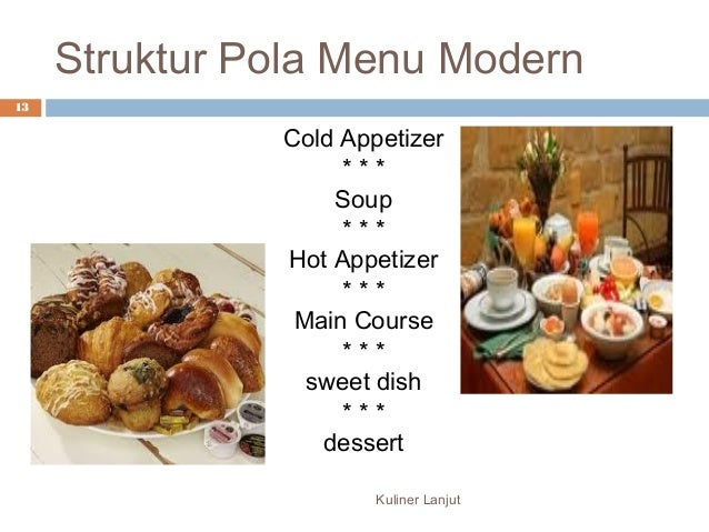 Makanan Kontinental