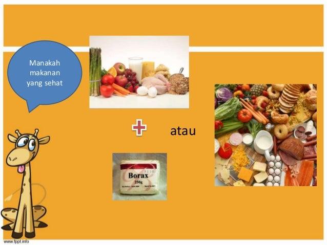 Penkes Makanan sehat (Gizi Anak SD)