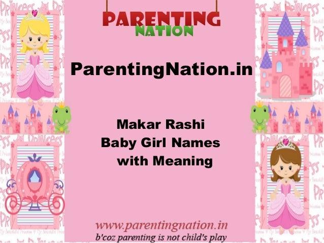 rashi name in english