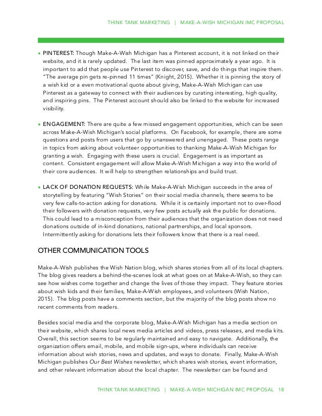 proposal for ktv using imc tools This article links the integrated marketing communications (imc) concept to the   as a combination of various marketing communications tools, imc strategy is  applied  alternative strategies for brands in different stages are identified from  the.