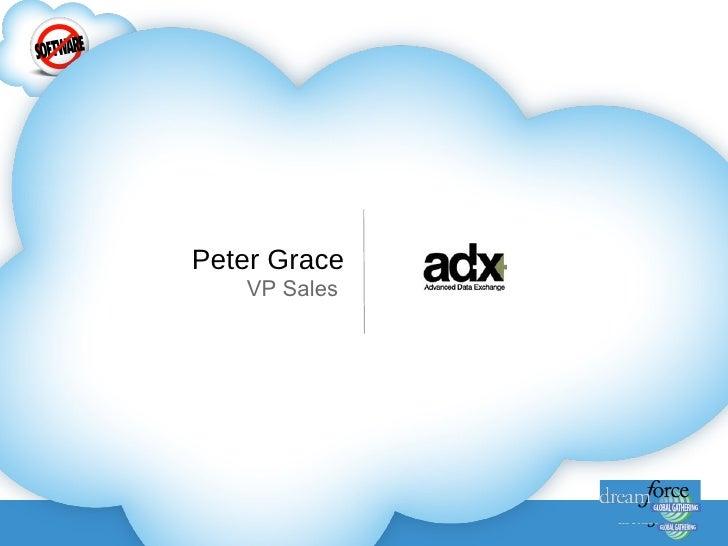 Peter Grace VP Sales