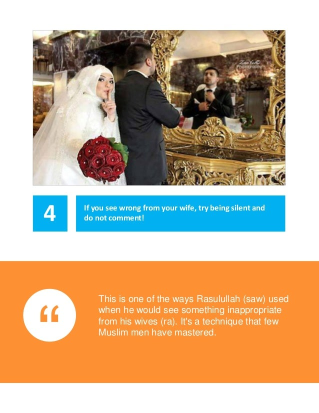Islamic Tips About Jamah Of Husband Wife: Make Your-wife-love-you-crazy-10-tips-for-muslim-husbands