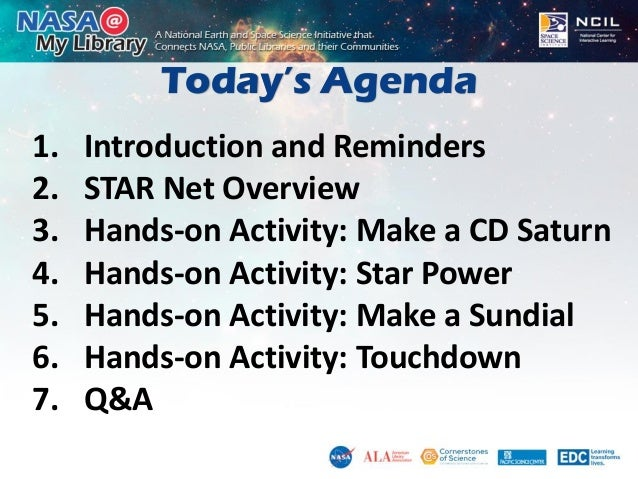 """Craft, Engineer, and Make & Take Activities for """"A Universe of Stories"""" Slide 3"""