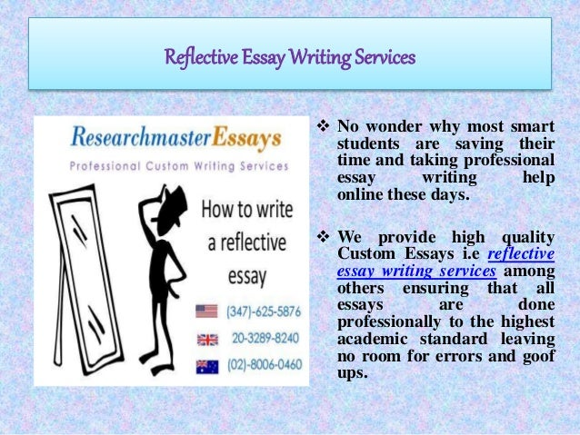 make easy all your academic paper wriitng at rmessays 4 reflective essay writing