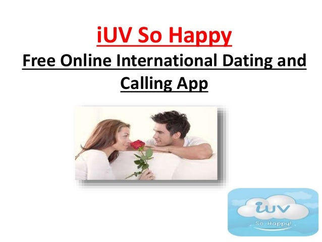 Online dating call