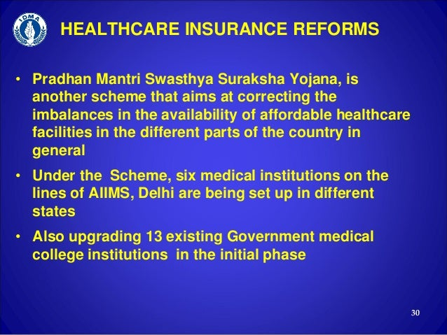 insurance reforms in india Reforms in the indian life insurance sector began in 1999 and since then the  growth of the life business has been impressive despite some.