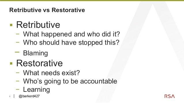 Make just culture just your culture devopsdays raleigh Slide 3