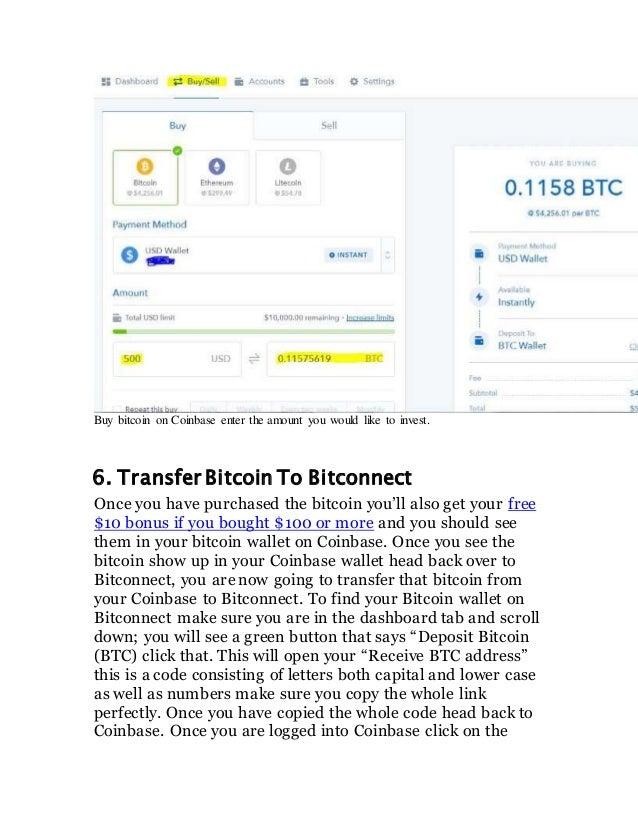 Make money with bitconnect buy bitcoin ccuart Choice Image