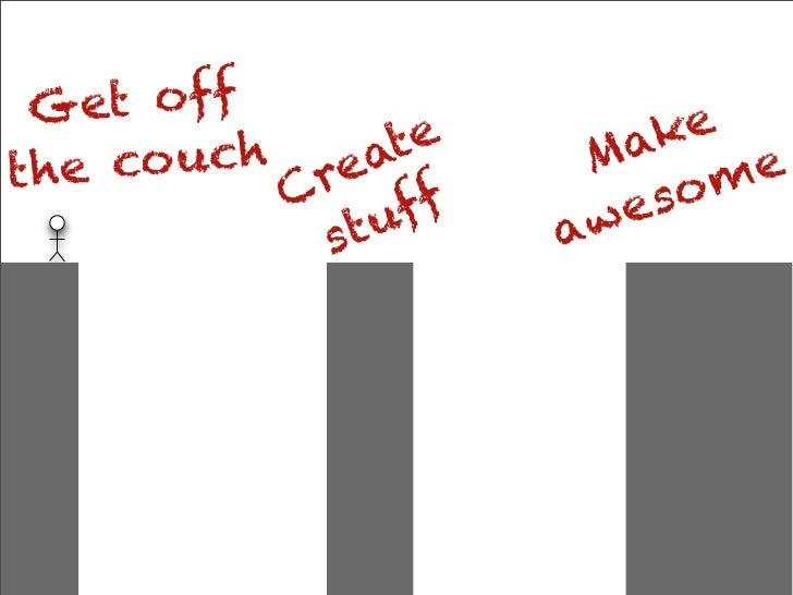 Make More Awesome Slide 2