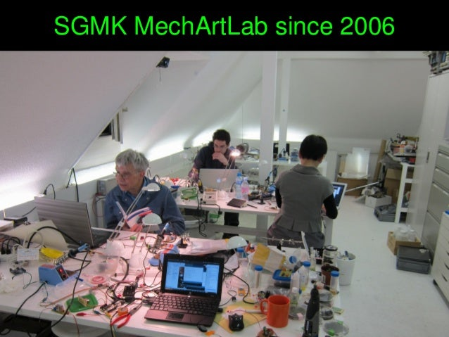 SGMKMechArtLabsince2006