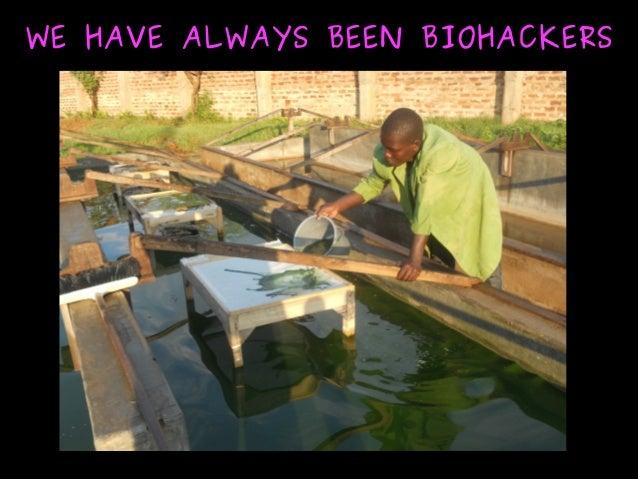 WE HAVE ALWAYS BEEN BIOHACKERSWE HAVE ALWAYS BEEN BIOHACKERS