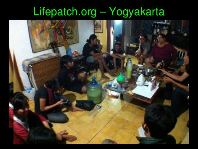 Lifepatch.org–Yogyakarta