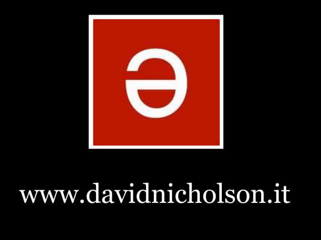 www.davidnicholson.it