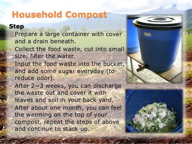 Make Organic Fertilizer Form Organic Waste