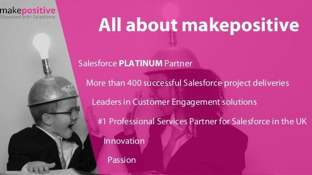 how to make salesforce app