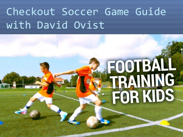 Checkout Soccer Game Guide with David Ovist
