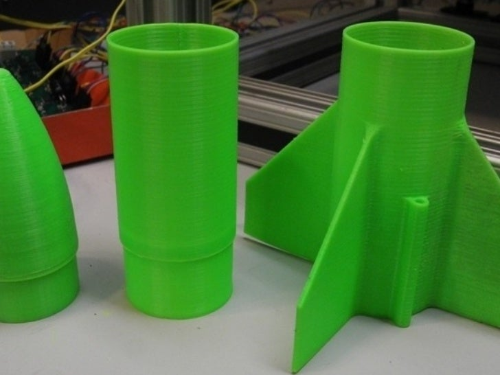Makerbot Objects from Thingiverse