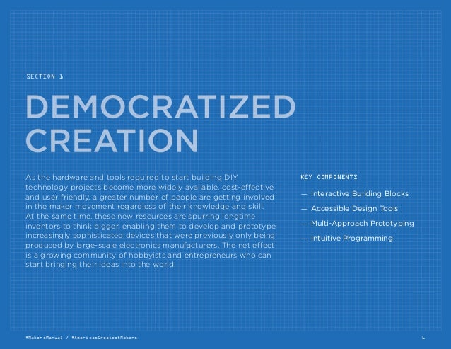 —— Interactive Building Blocks —— Accessible Design Tools —— Multi-Approach Prototyping —— Intuitive Programming —— Intera...