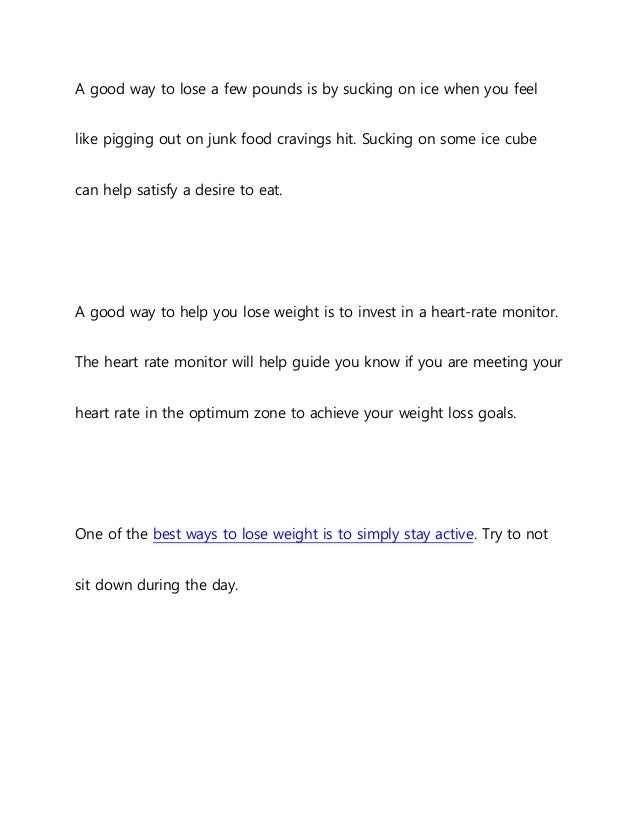 What are the foods to lose weight photo 6