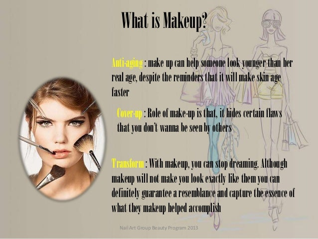 makeup techniques ppt