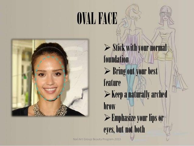 makeup techniques ppt