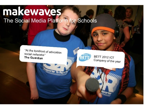 """The Social Media Platform for Schools        """"At the forefront o                            f education        social netw..."""